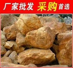 广东江门黄蜡石