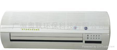 壁挂式空氣殺菌臭氧消毒機 1