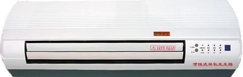 壁挂式檔案室空氣殺菌消毒機 1