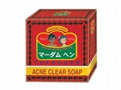 Acne Clear Madame Heng Original Formula Acne Herbal Soap 150g