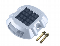 led solar road stud ligh