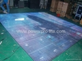 LED DANCE FLOOR (VIDEO-P31.25-PIXESL)