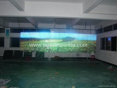 Strip Video Wall (P25-SMD)