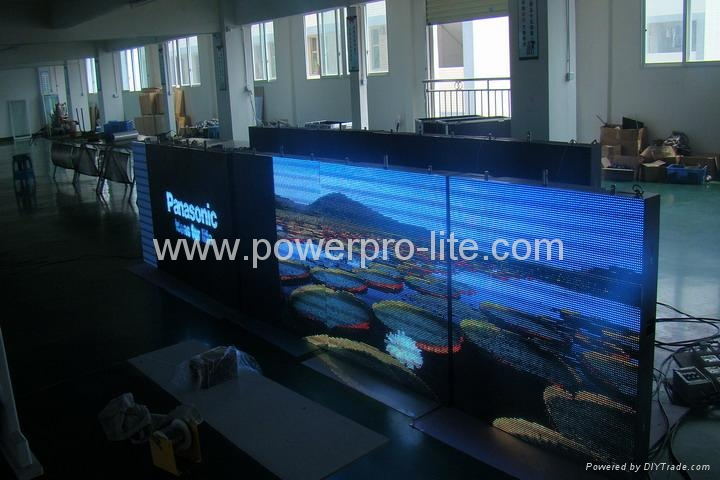 Indoor LED Display (P8-SMD 3in1) 3