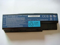 original ACER laptop battery AS07A41