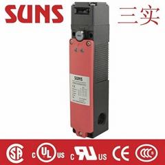 SUNS美国三实SSD6系列电磁锁定安全开关