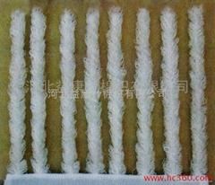 防水草辫带式水处理填料
