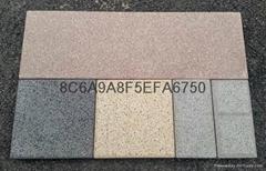路面PC石材砖