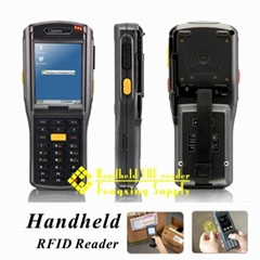Handheld Fingerprint rfid reader ISO14443A (WiFi,USB/RS232)