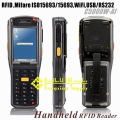 WiFi Handheld RFID reade