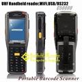 WiFi UHF handheld reader EPC C1, GEN2