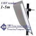 UHF long range reader 1-5m supply free