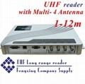 UHF Fixed reader support 4 antennas