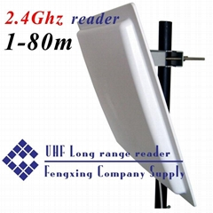 2.4Ghz active long range parking reader (80m)