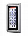 Waterproof Keypad access control