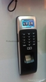 IP65 Outdoor Fingerprint access control time attendance terminal with ID reader