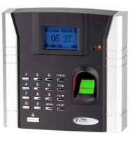Standalone fingerprint time attendance and access control