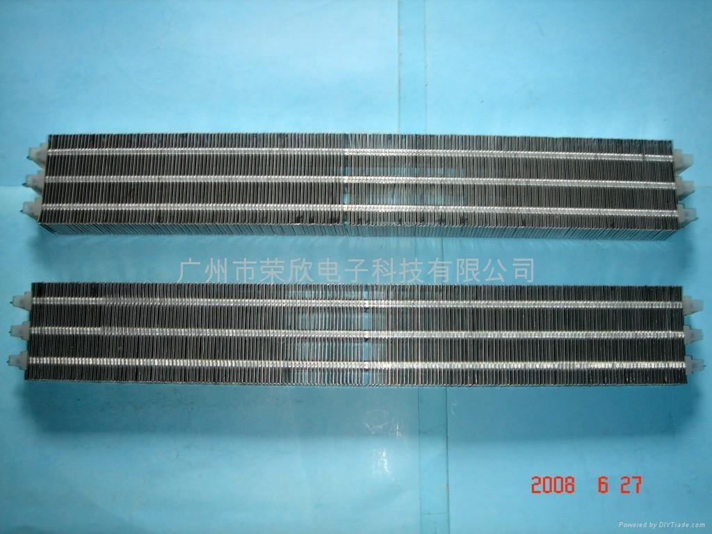 PTC Heater air curtain machine 1