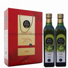 皇家貝薩納橄欖油500禮盒