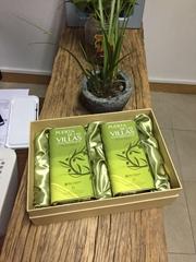 西班牙原裝進口佰林世家特級初搾橄欖油1L禮盒