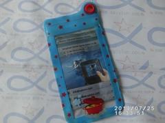 Cartoon mobile phone waterproof bag