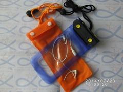 耳機孔音頻線防水袋