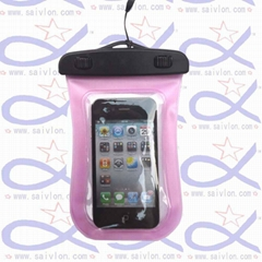 Diving cell phone sets