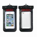 Super seal waterproof phone sets