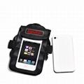 Adjustable waterproof phone sets