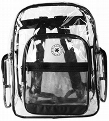 waterproof bag for swimsuit Transparent backpack
