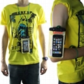 neoprene mobile phone sports armband pouch