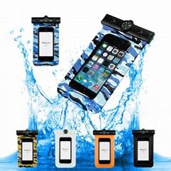 防水新款手機臂包