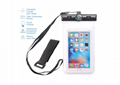 wallet with phone arm pouch 1