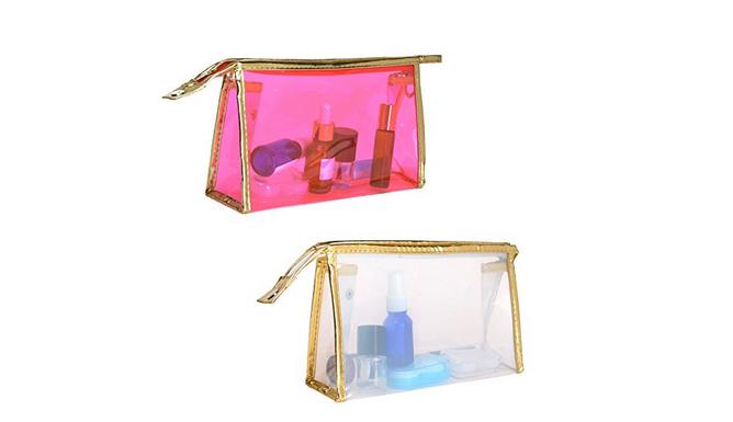PVC cosmetic bag 1