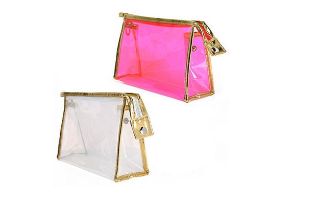 PVC cosmetic bag 3