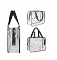 zip waterproof beach tote bag