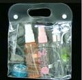 Transparent wash gargle bag
