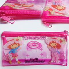 Cartoon PVC paper bags