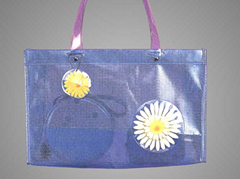 Color printing PVC bag