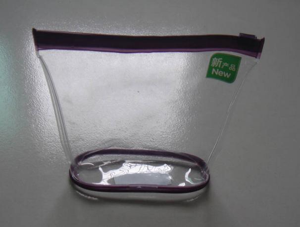 透明自封PVC袋 1