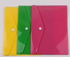 Office of PVC zipper bag