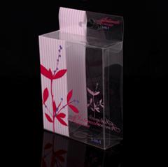 彩印PVC包装盒