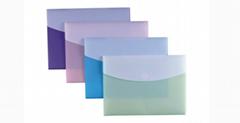 Color PVC envelope