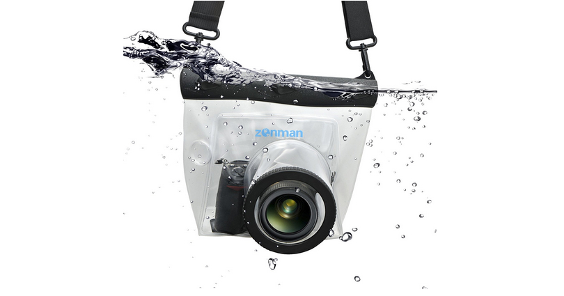 Waterproof camera bag 4