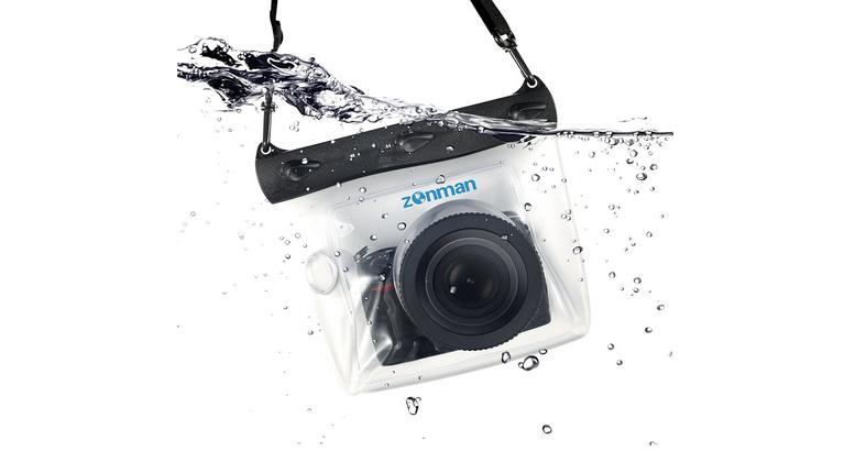Waterproof camera bag 6
