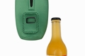 beer bottle cooler with opener