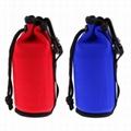 water bottle cooler/holder