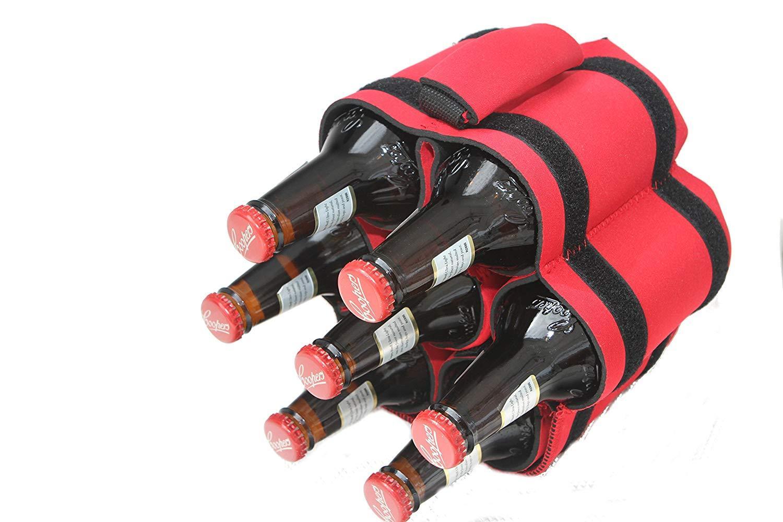 多功能潛水料瓶套 4