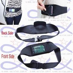 neoprene waist phone bag