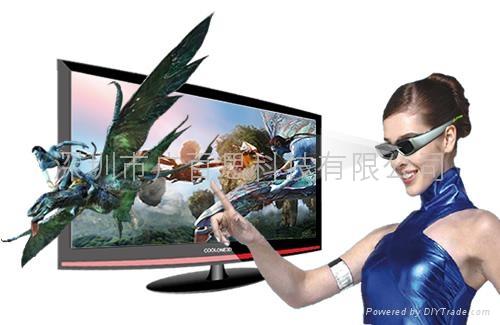 3D电视眼镜 1